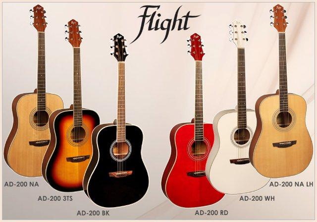 Гитара Flight для начинающих