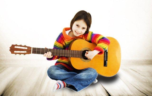 Выбираем музыкальные инструменты для ребенка
